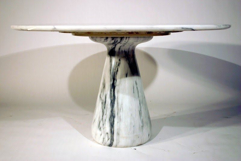 Round Marble Dining Table 23