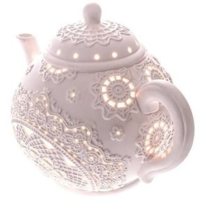 Teapot accent lamp 1