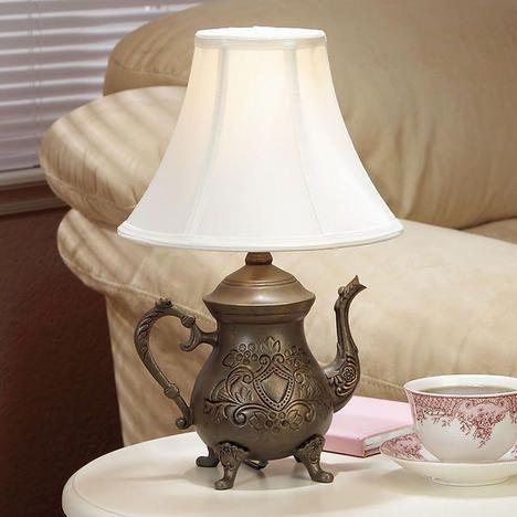 Teapot Accent Lamp 4