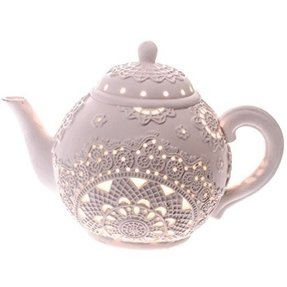 Teapot accent lamp