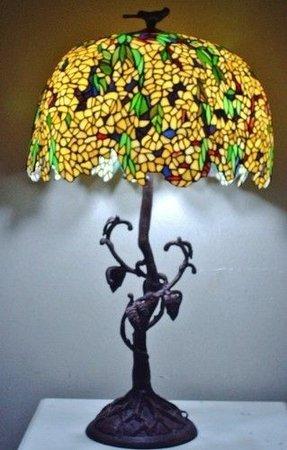 Tiffany Style Tree Lamp - Foter