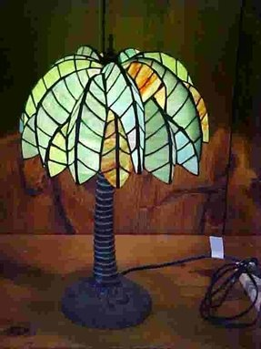 Tiffany Style Tree Lamp Foter