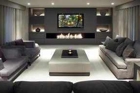 Living Room Wall Shelves Ideas On Foter
