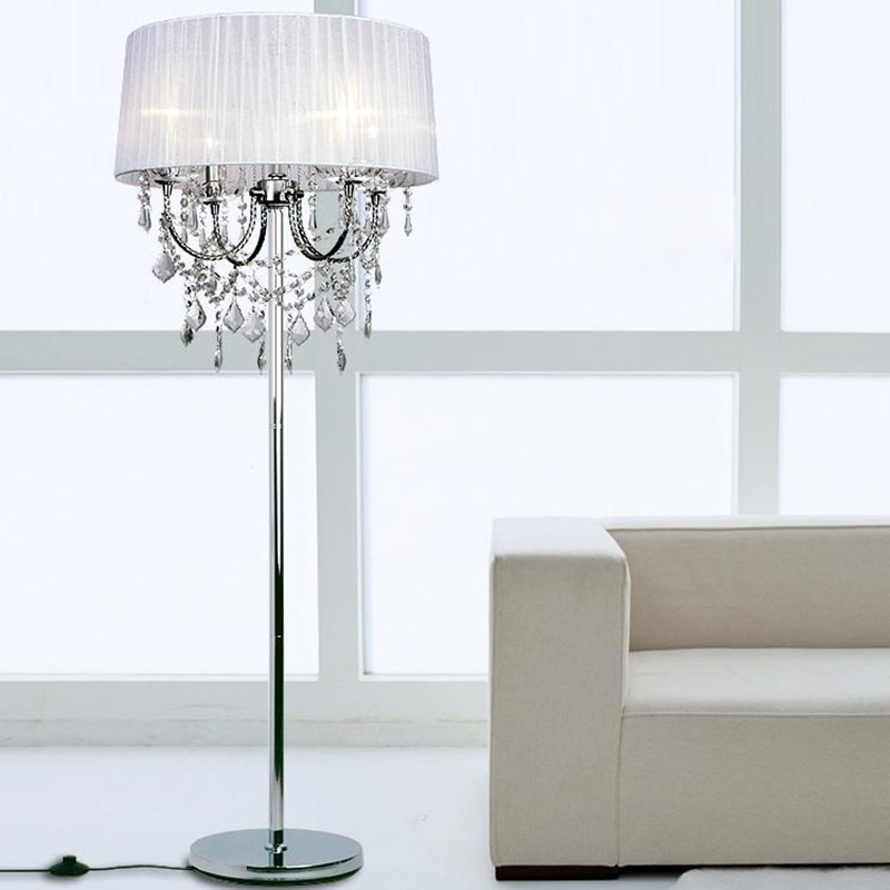Waterford Crystal Crystal Floor Lamp 2