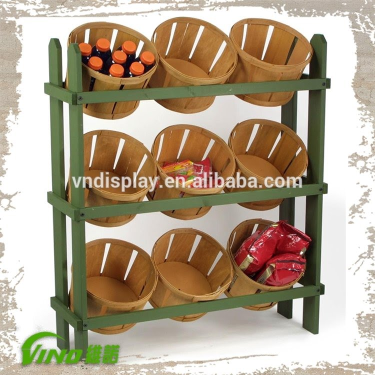 3 Tier Hanging Kitchen Basket