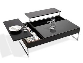 Adjustable coffee table 22