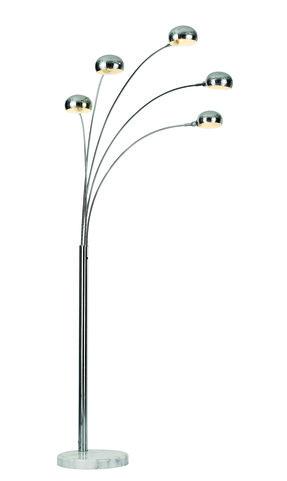 Arc 5 Light Floor Lamp - Foter