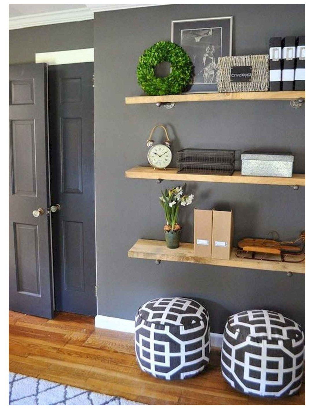 Decorative Wood Wall Shelves 9