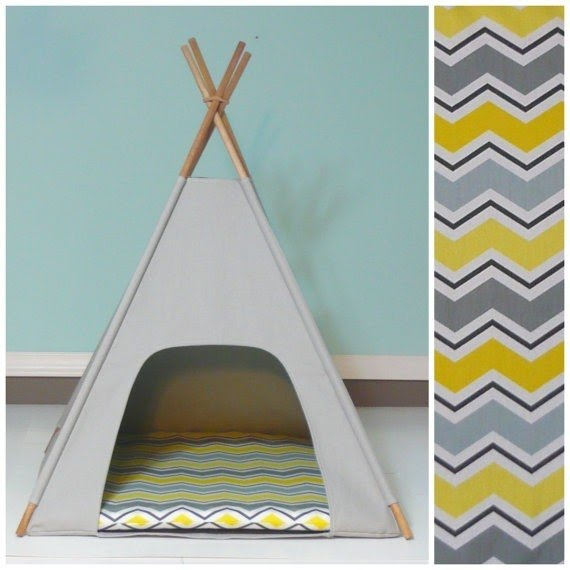 Dog teepee cat teepee modern pet bed