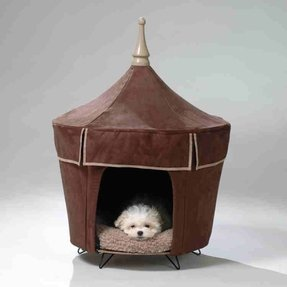 Dog tent bed 4