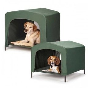Dog tent bed 6