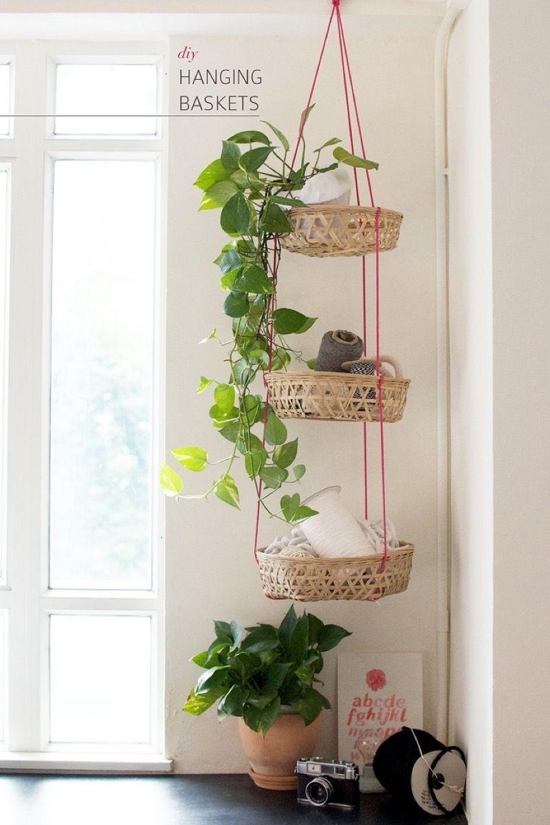 Fruit Basket Stand Kitchen