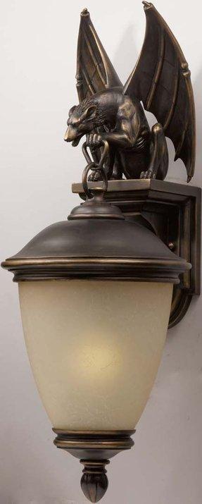 Gargoyle Lamp Foter