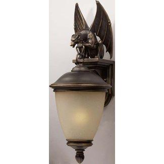 Gargoyle Lamp 18