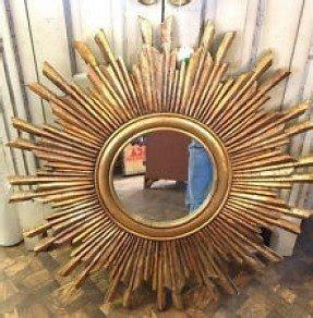 Large Gold Sunburst Mirror Ideas On Foter