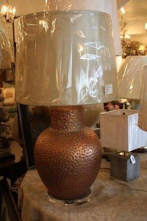 Hammered Copper Lamps Foter