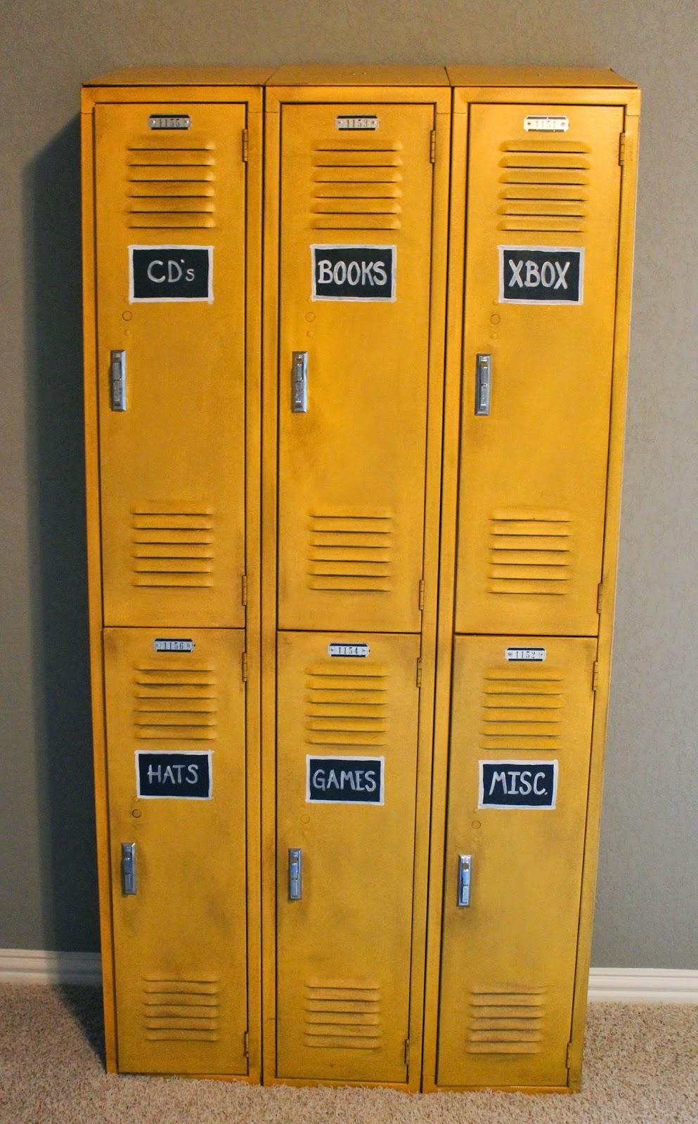 Kids Locker Room 1