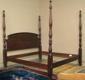 King four poster bed 14