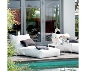 Outdoor bean bags 4