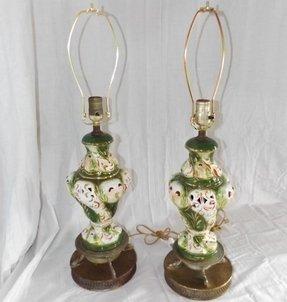 Antique Cherub Lamp Foter