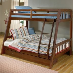 Pottery barn kendall bunk bed