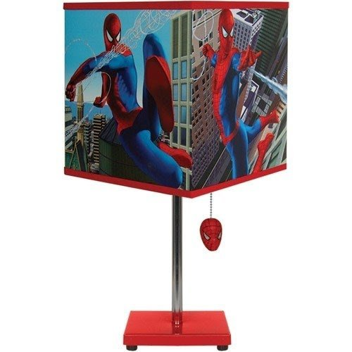 Awesome Spider Man Table Lamp 1