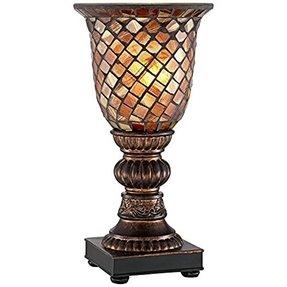 Glass uplight accent lamp foter uplight lamp aloadofball Choice Image
