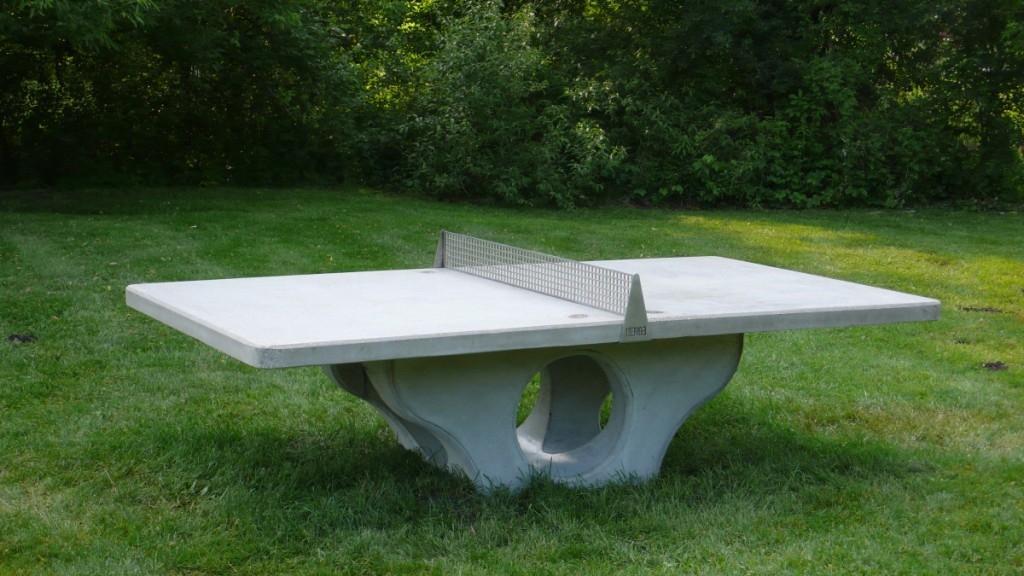 Waterproof Ping Pong Table 4