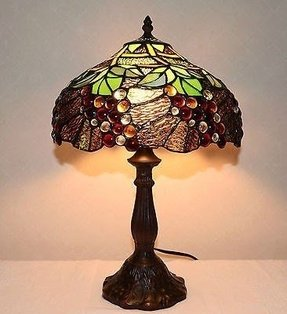 Grape Tiffany Table Lamp Ideas On Foter