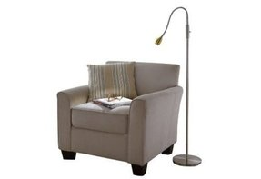 Adjustable gooseneck floor lamp 2