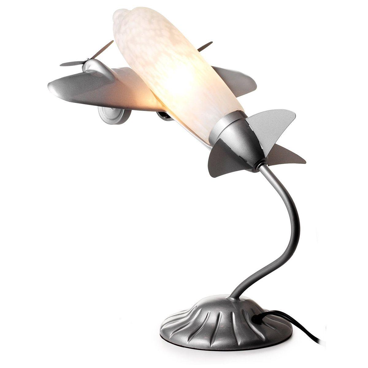 Dcor Art Pattern 015 Sport Silver Lamp