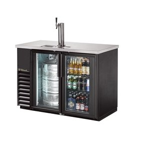 Bar with wine cooler 3