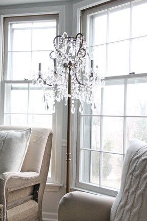 Chandelier Floor Lamps - Foter