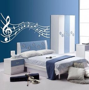 Kids Bedroom Wall Stickers Foter - Wall stickers for bedrooms interior design