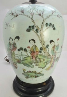 Chinese Porcelain Lamps Foter