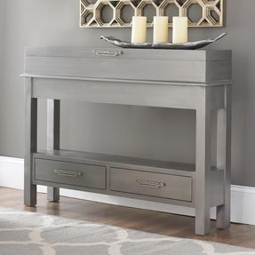 Console with drawers 5