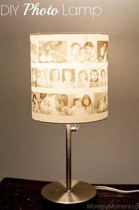 Craft lamp shades