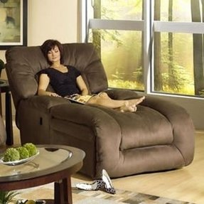 Cuddle couch home theater seating