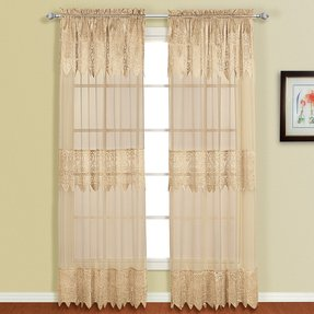 Curtains with valances attached 4