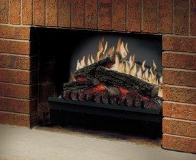 electric fireplace logs no heat foter. Black Bedroom Furniture Sets. Home Design Ideas