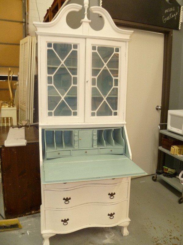 Bon Furniture Secretary Desk 1