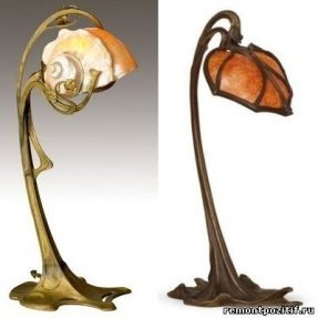 Galle table lamp 6