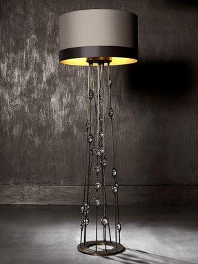 Glass Ball Floor Lamp Foter