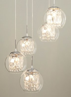 Glass Kitchen Pendant Lights Ideas On Foter