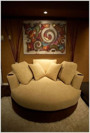 Home theater chairs 1