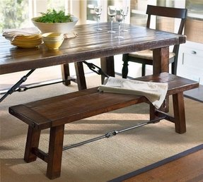 Bench Style Kitchen Table Sets - Ideas on Foter
