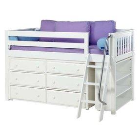 Loft Bed With Dresser Foter