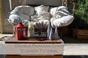 Double Papasan Cushions Ideas On Foter
