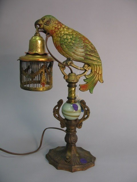 Parrot Table Lamp 12