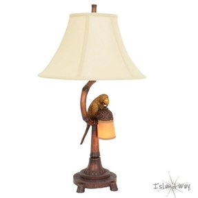 Parrot table lamp 27
